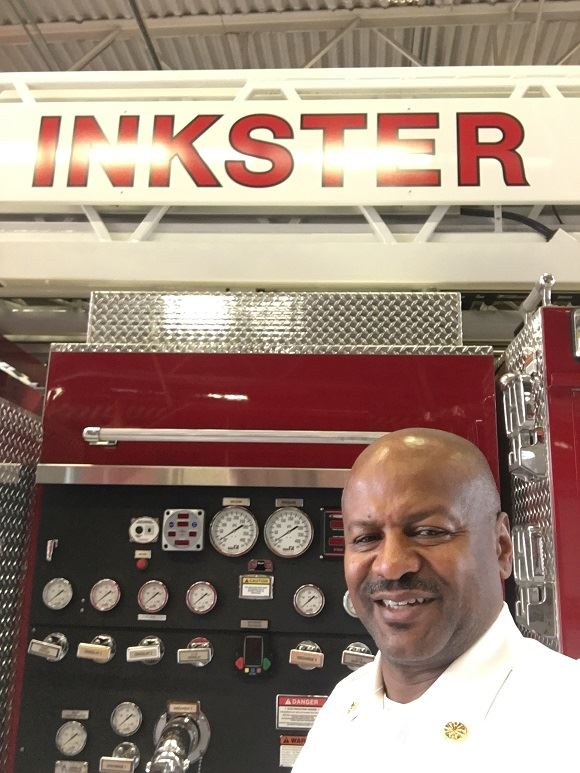 Inkster Engine and Chief